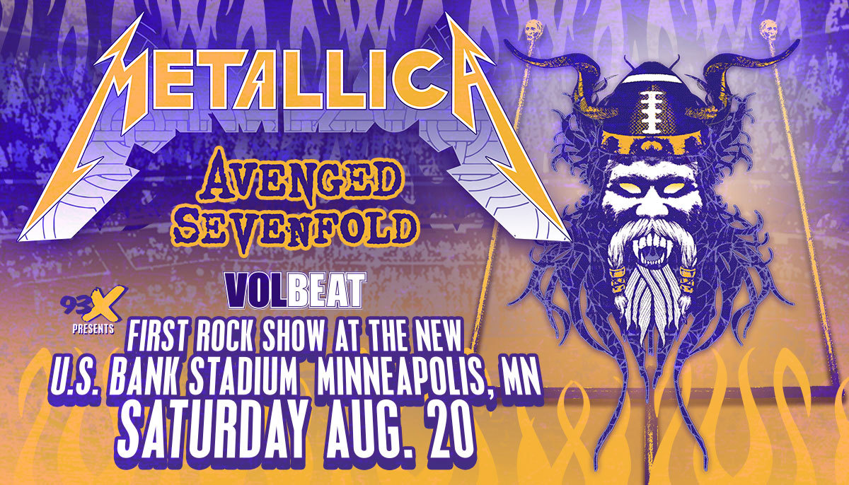 Metallica - Avenged Sevenfold - Volbeat