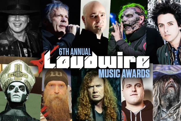 6th Annual Loudwire Music Awards